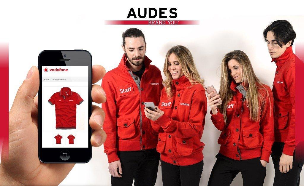 Audes e Vodafone portano innovazione nella gestione e distribuzione