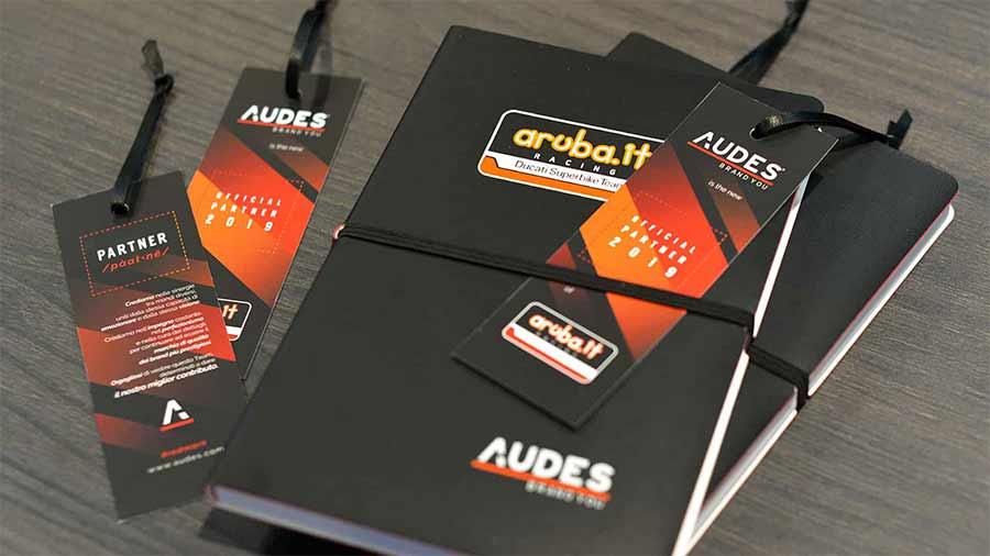 Fieri di annunciare la nostra partnership con il team Aruba.it