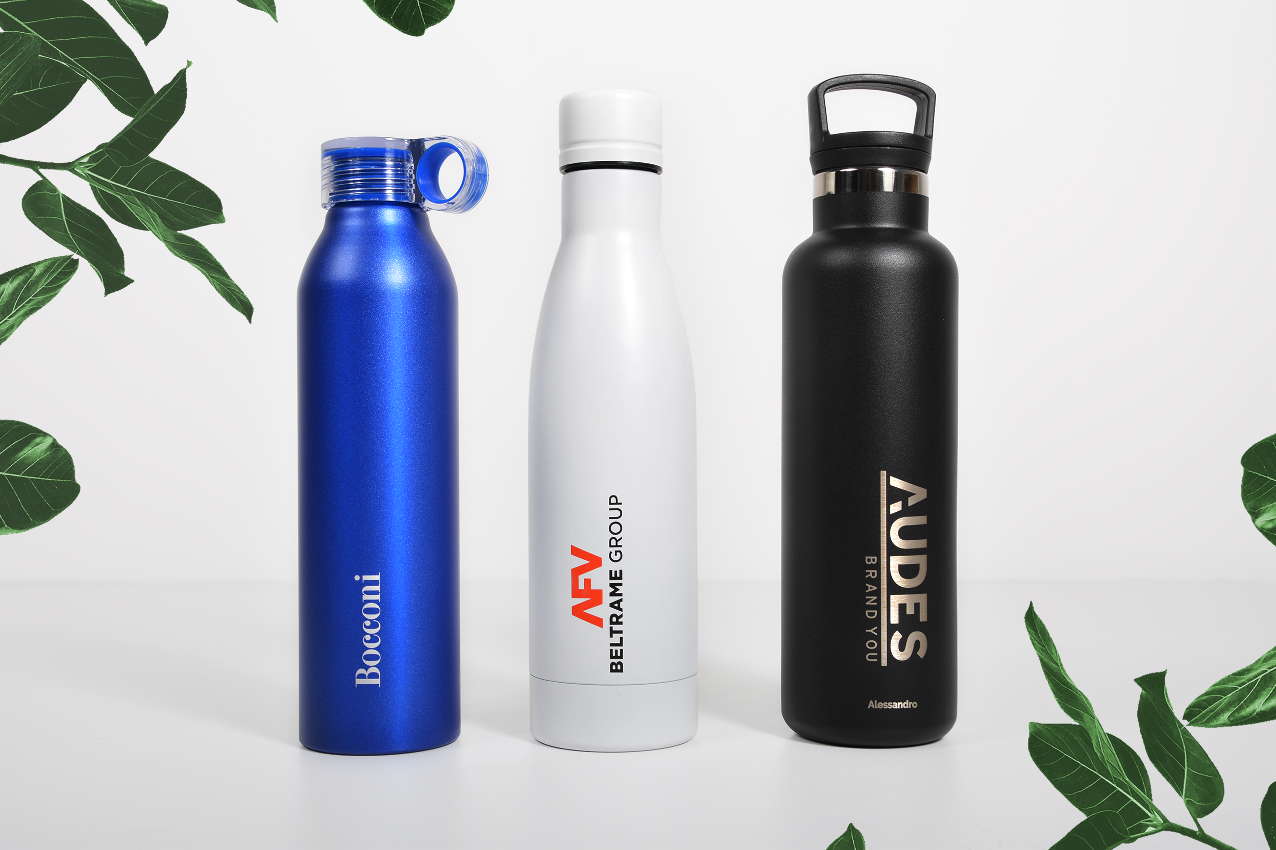 Customized water bottles tailored to your brand
